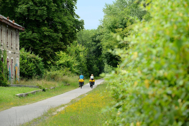 Une balade à vélo depuis la rive droite de Bordeaux