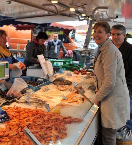 marché de Bassens Bordeaux