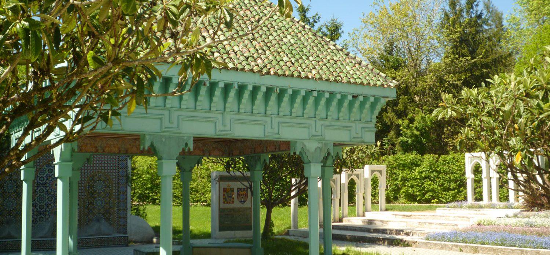 Parc floral Bordeaux