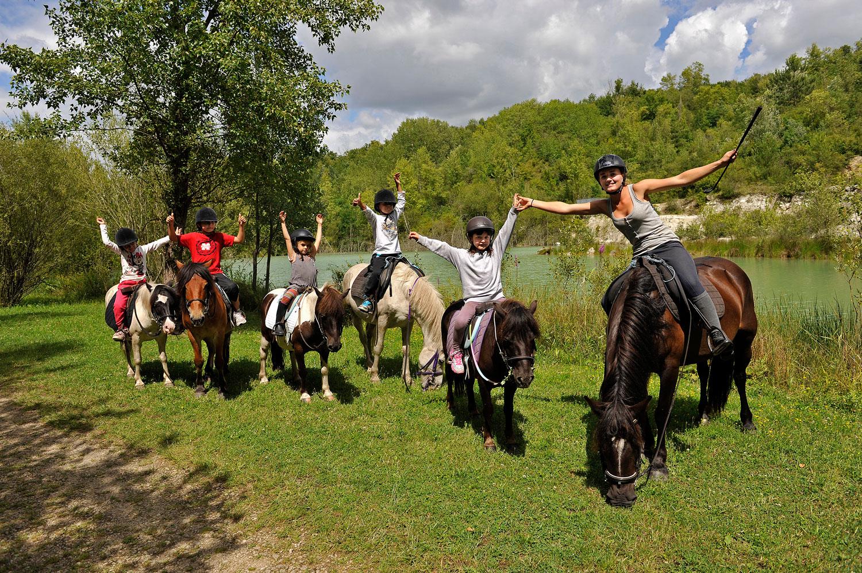 Le top 8 des poney-clubs de la Métropole