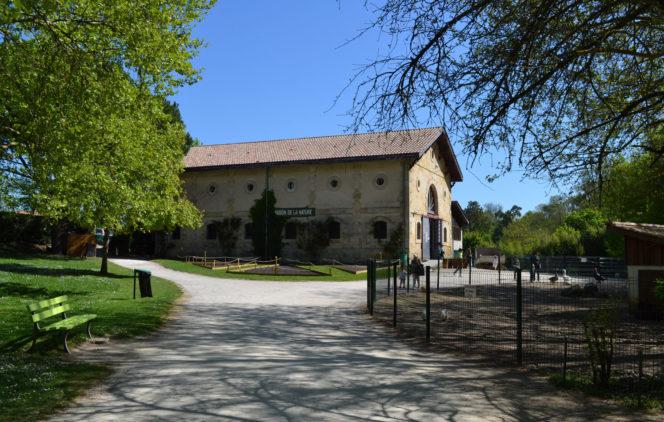 parc animalier Moulineau Gradignan