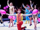 cirque de noël à Bordeaux le Bouscat