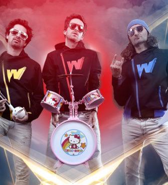 The Wackids, groupe de rock pour enfants Bordeaux