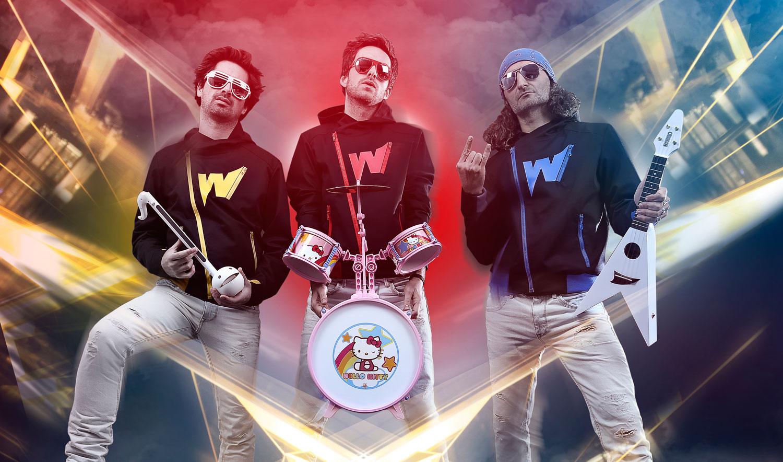 The Wackids – le rock'n'roll n'a pas d'âge