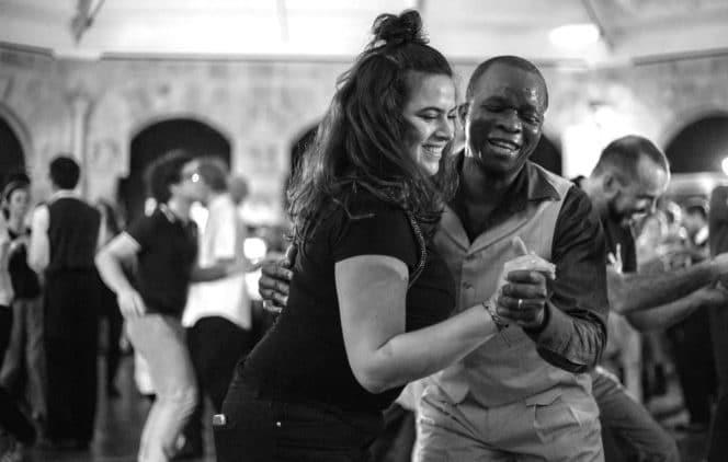 Swing danse Bordeaux