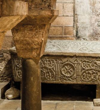 Crypte Saint-Seurin Bordeaux