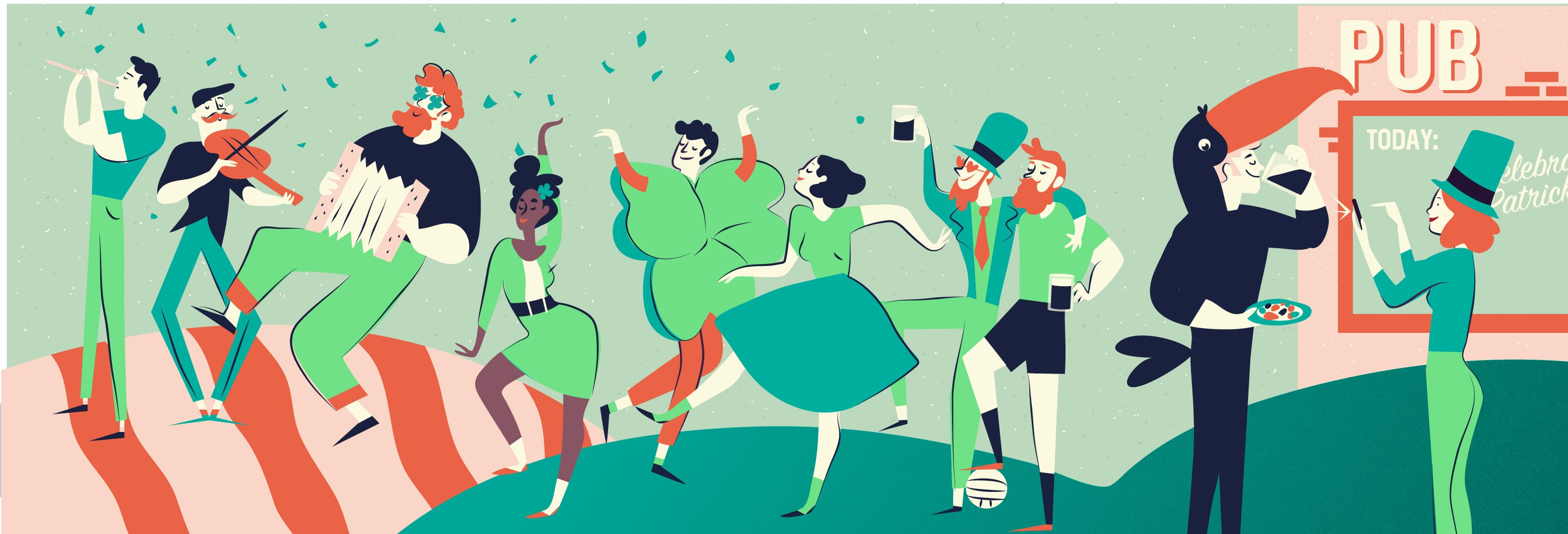 Un Eire de Bordeaux ? Nos idées pour la Saint-Patrick