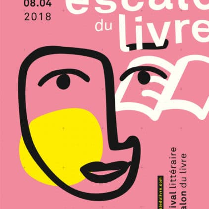 Escale du livre Bordeaux 2018