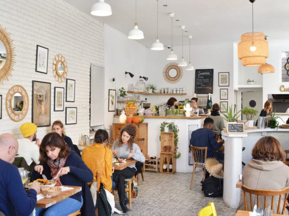top 15 des restaurants v g tariens bordeaux un air de bordeaux. Black Bedroom Furniture Sets. Home Design Ideas