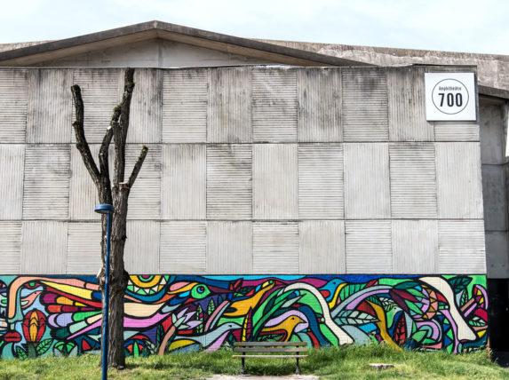 Amphi 700 campus Bordeaux