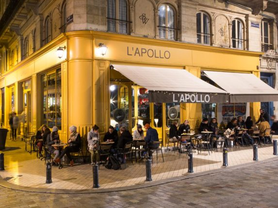 Apollo Bar Bordeaux