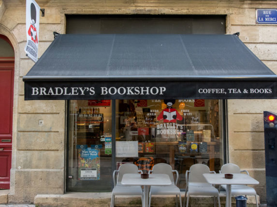 Librairies à Bordeaux