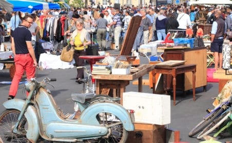 brocantes à Bordeaux
