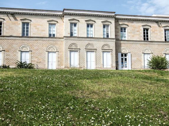 Château Bonenfont sur le campus de Bordeaux