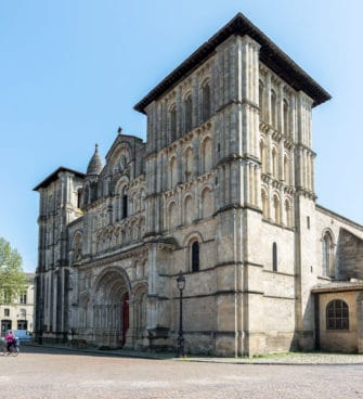 Eglise Saint-Croix Bordeaux