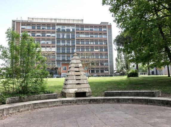 campus Bordeaux - visite architecture