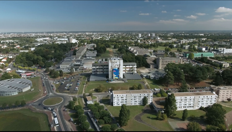 Visite du campus de Bordeaux – Retour vers le futur