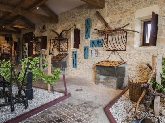 Ecomusée de la Vigne et du Vin