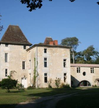Château de Sallegourde Villenave d'Ornon