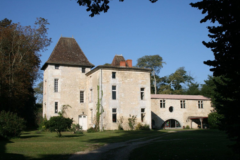 Sallegourde – Le château au bois dormant