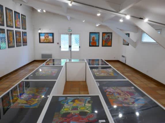 Musée de la Création Franche à Bègles