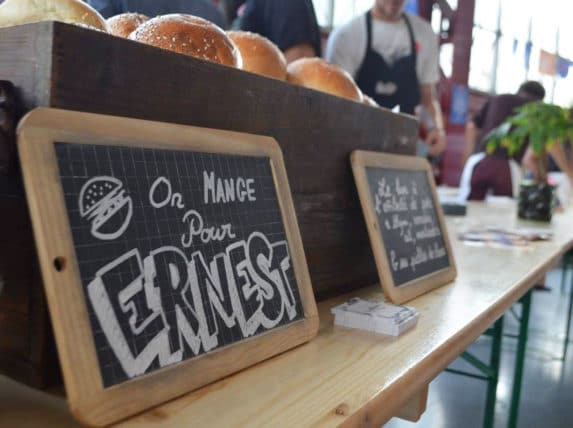 Ernest street food festival Bordeaux