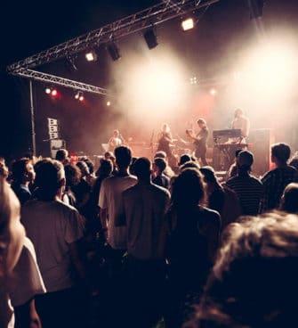 scène musicale locale Bordeaux
