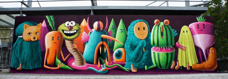 street-art Bordeaux