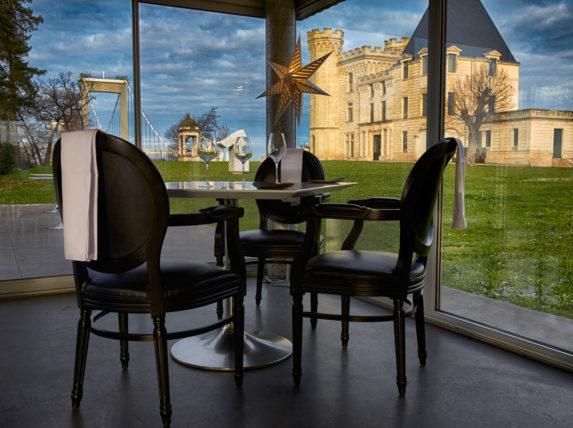 restaurants rive droite Bordeaux