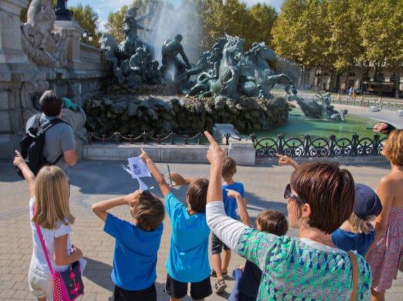 enfants été Bordeaux