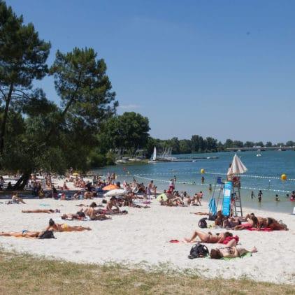 lac de Bordeaux