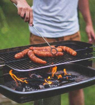 baignade pique-nique barbecue été Bordeaux