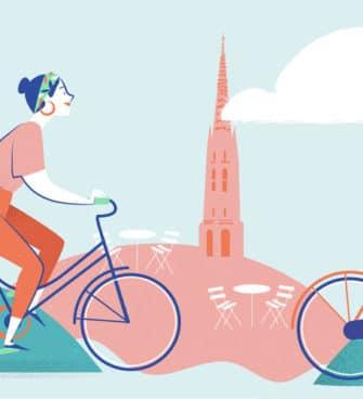 bons plans vélo Bordeaux