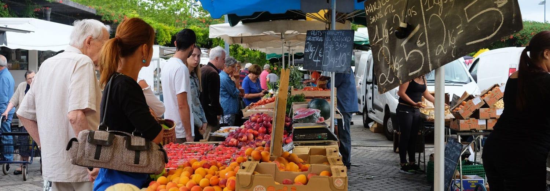 Le marché de Bruges