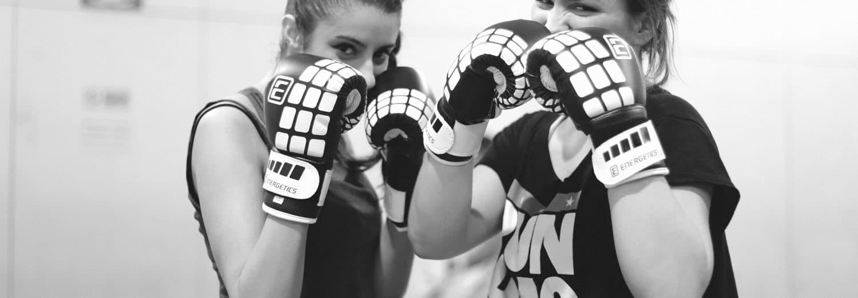 Boxe féminine Bordeaux
