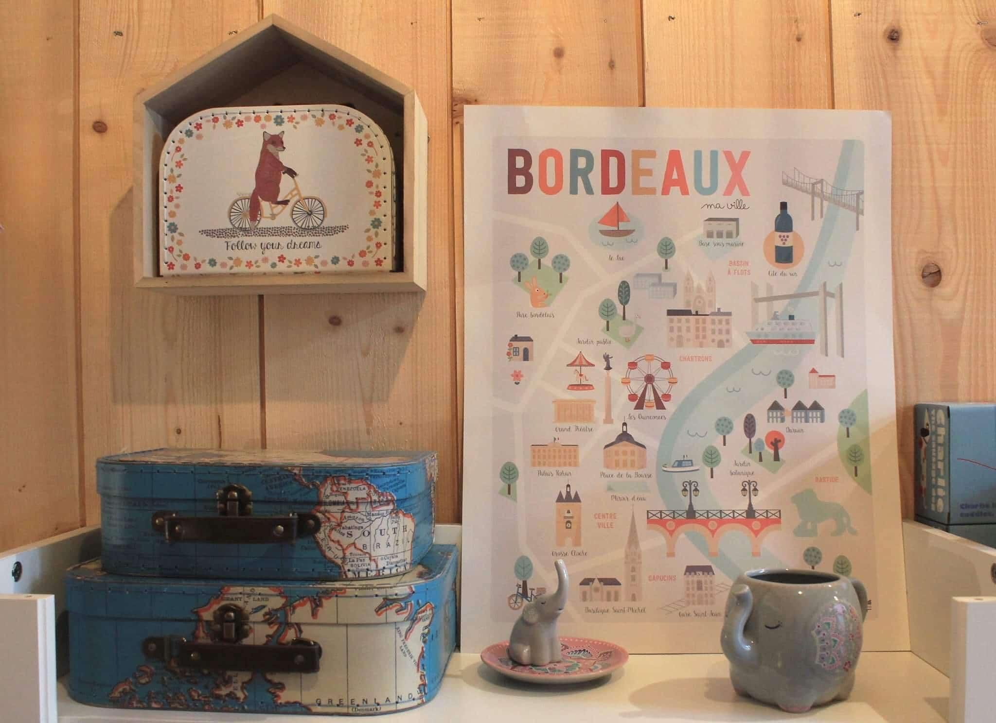 12 idées pour votre shopping « Made in Bordeaux »