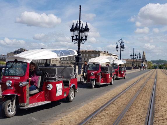 se déplacer à Bordeaux
