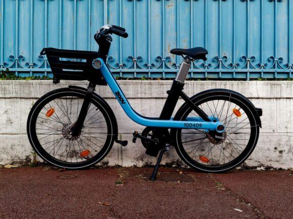 vélo électrique libre-service bordeaux Zoov