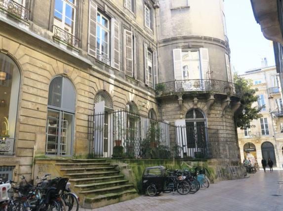 remparts de Bordeaux