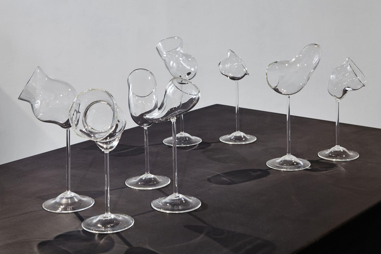 Le verre dans tous ses états à la Cité du vin