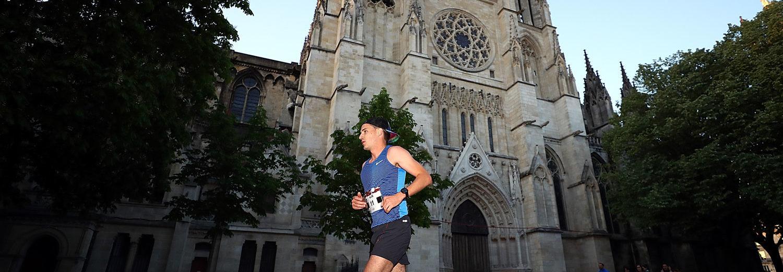courir à Bordeaux