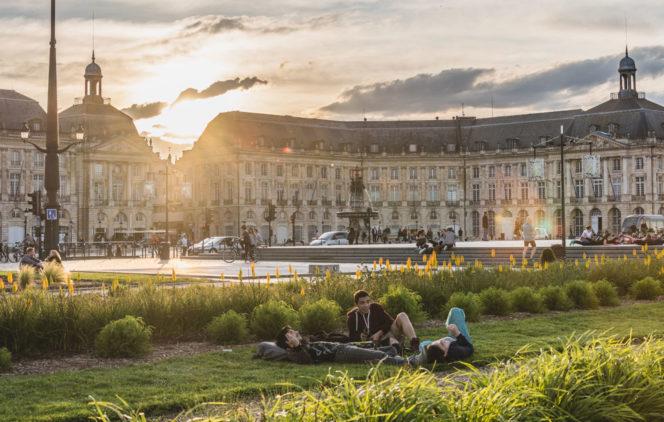 quais Bordeaux