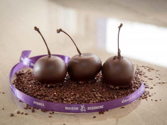 chocolat à Bordeaux