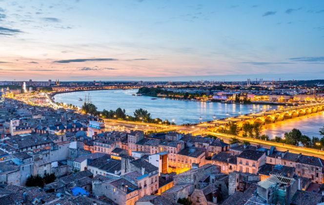 Rooftops Bordeaux