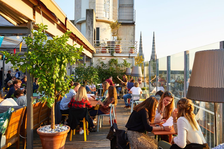 Rooftops Tours Et Belvédères Les Plus Beaux Panoramas Sur