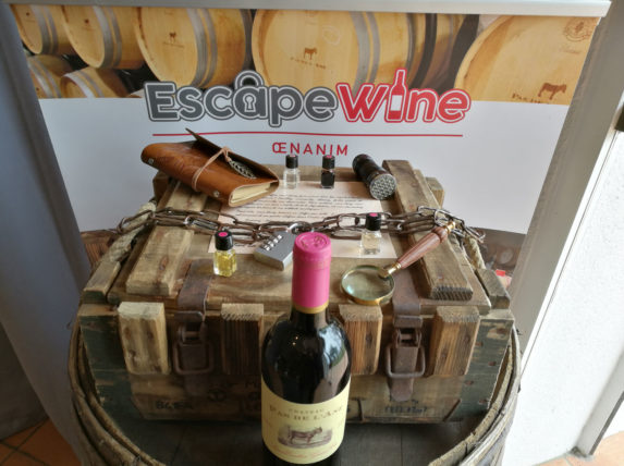 Escape Wine Bordeaux