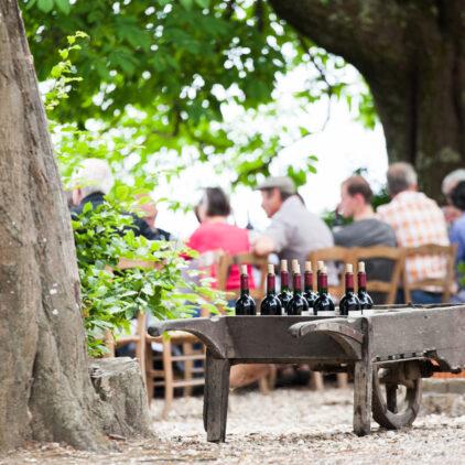 Fête des vendanges Bordeaux