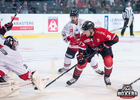 Hockey sur glace - Boxers de Bordeaux