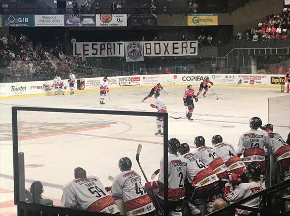 Hockey sur glace Bordeaux