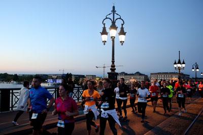 Marathon nocture dans l'agenda du week-end à Bordeaux
